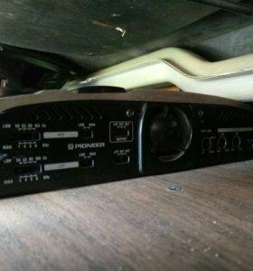 Усилитель pioneer gm-x702