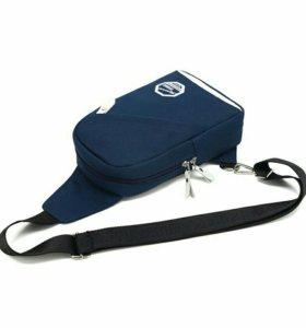 Рюкзачок сумка через плечо