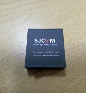 Аккумулятор для SJCAM SJ7 экшн камере