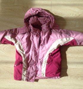 Курточка, зима