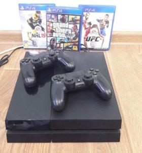 Sony PlayStation 4 (ПС4)