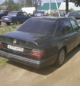 Мерседес W 124, 91 г.