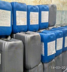 Канистры пластиковые на 20 литров