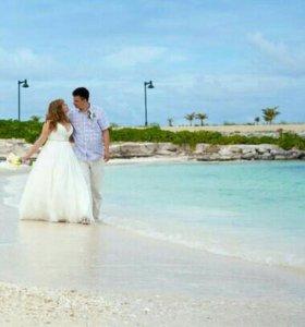 Свадебное платье после химчистки