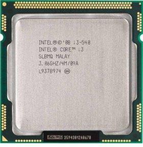 Core i3 540