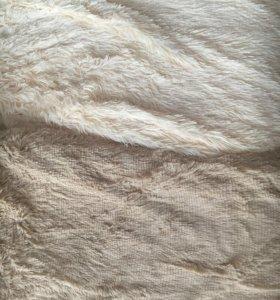 📌евро плед травка , на двухспальную кровать