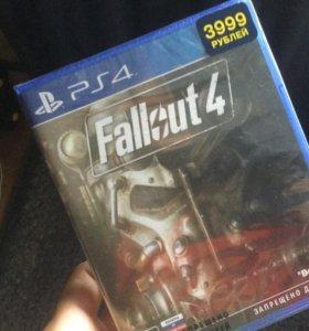 Fallout 4 на PlayStation4
