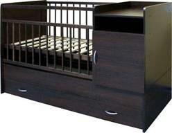 Кровать-трансформер/венге