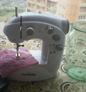 Машинка швейная Germanika
