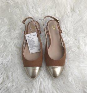 Туфли босоножки 35 размер