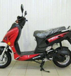 Скутер SAGITA 50 (72cc)
