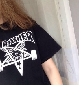 футболка thrasher унисекс