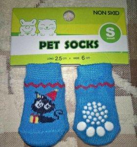 Носочки для собаки или кошки