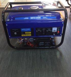 Генератор VARTEG G 3500 E электростарте