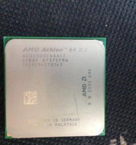 Процессор с кулером amd athlon 64 X2