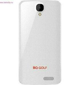 Телефон BQ GOLF