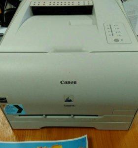 Лазерный цветной Canon LBP 5050
