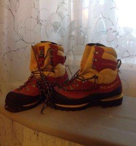 Ботинки Scarpa горный туризм альпинизм