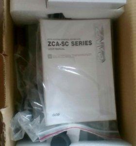 GANZ 3D CCTV MODEL:ZCA-SC201(новая)