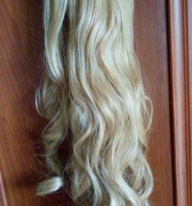 Хвост искусственные волосы