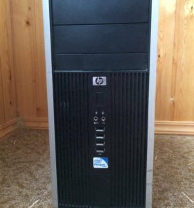 Компьютер Intel Pentium с монитором+новая мышь