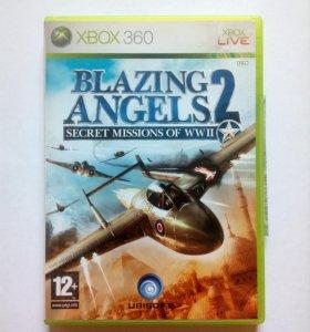 Blazing Angels 2 для Xbox 360