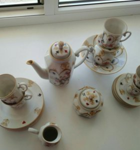 Сервиз кофейный