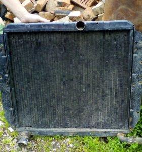 Радиатор ЗИЛ 4333