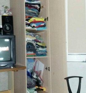 Шкафы пенал и угловой