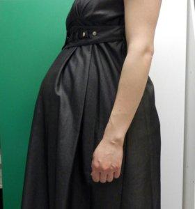 Платье-сарафан для беременных и кофта