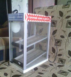 Шкаф для подогрева кофе