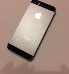 iPhone 5s 32gb оригинал 📲 + доп станция
