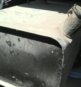 Камазовский бак 250 литров