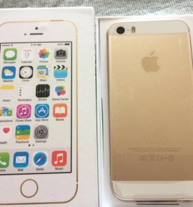 iPhone 5S,16 gb, Gold