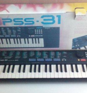 Синтезатор YAMAHA  PSS-31