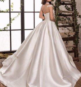 Свадебное платье NoraNaviano + подарок для невесты