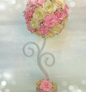 "Топиарий"" Розовый сад"""