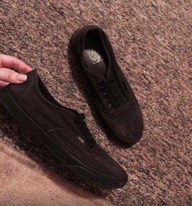 Обувь туфли балетки кеды vans