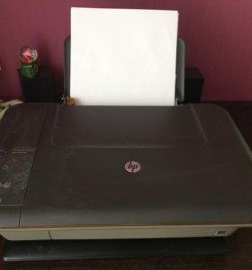 Принтер и сканер (2 в 1)
