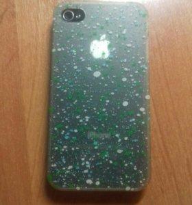 Чехол для IPhone 4 , 4s