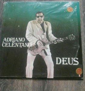 Пластинка Adriano Celentano