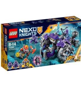 Новый конструктор Лего