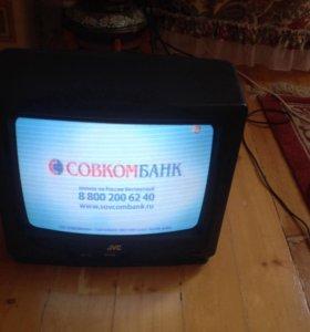 Телевизор JVC диагональ 33 см