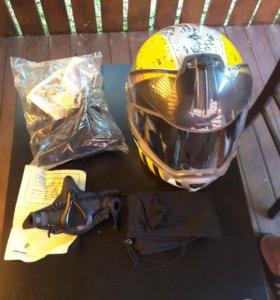 Шлем для снегохода BRP(новый)