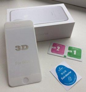 3D стекло iPhone