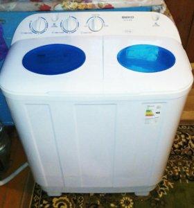 Машинка стиральная ( полуавтомат)