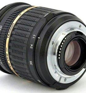 Tamron 17-50 f/2.8 для Nikon