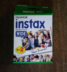 Бумага для Фотоаппарата Instax