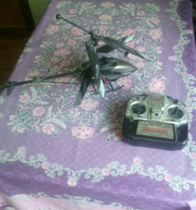 Вертолёт на пду