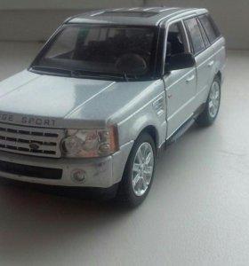 Игрушечная машина Range Rover Sport